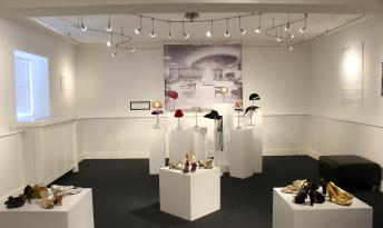 Head Over Heels: installation shot (photo credit: Katherine Craig)